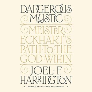 Dangerous Mystic audiobook cover art