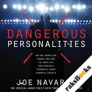 Dangerous Personalities audiobook cover art