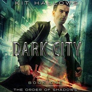 Dark City audiobook cover art