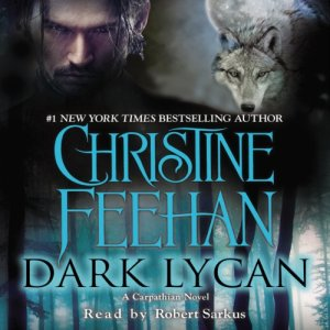 Dark Lycan audiobook cover art