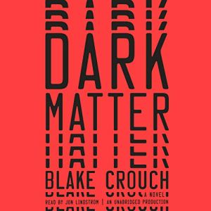 Dark Matter audiobook cover art