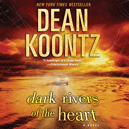 Dark Rivers of the Heart audiobook cover art