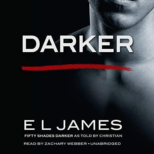 Darker audiobook cover art