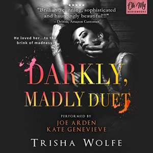 Darkly, Madly Duet audiobook cover art
