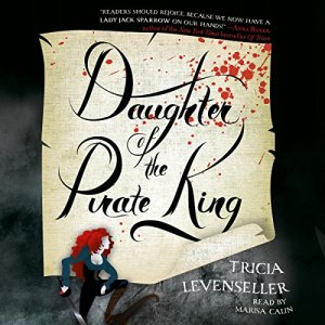 Daughter of the Pirate King audiobook cover art