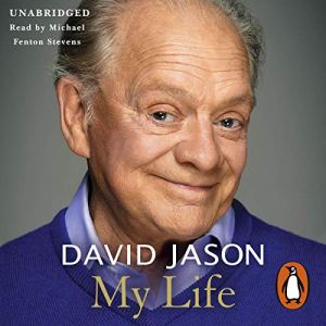 David Jason: My Life audiobook cover art