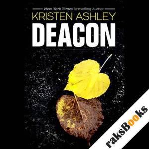 Deacon audiobook cover art