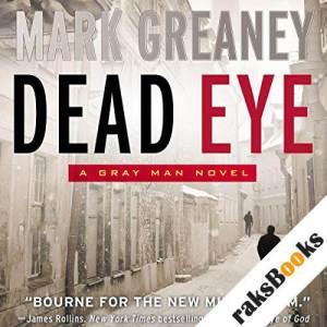 Dead Eye audiobook cover art