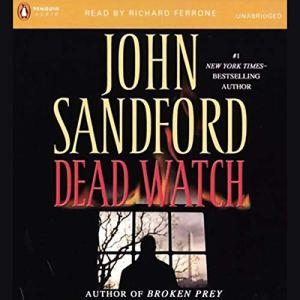 Dead Watch audiobook cover art