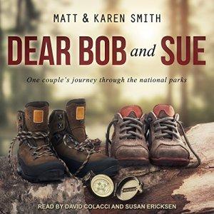 Dear Bob and Sue audiobook cover art