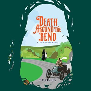 Death Around the Bend audiobook cover art