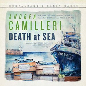 Death at Sea audiobook cover art