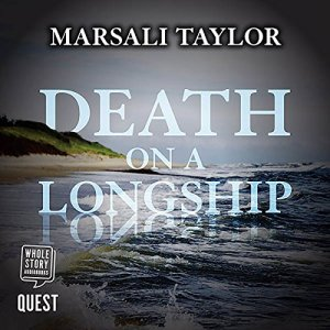 Death on a Longship audiobook cover art