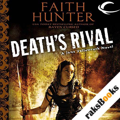 Death's Rival audiobook cover art
