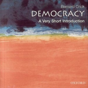 Democracy: A Very Short Introduction audiobook cover art