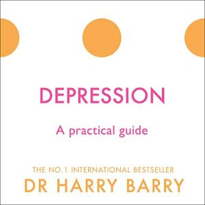 Depression audiobook cover art