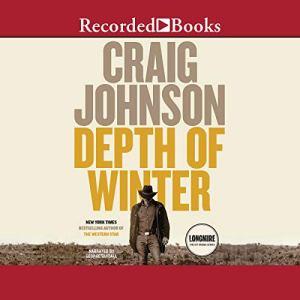 Depth of Winter audiobook cover art