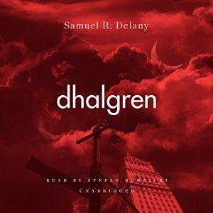Dhalgren audiobook cover art