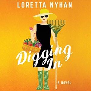 Digging In audiobook cover art