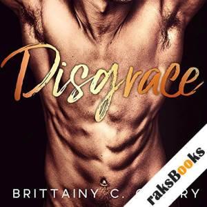 Disgrace audiobook cover art