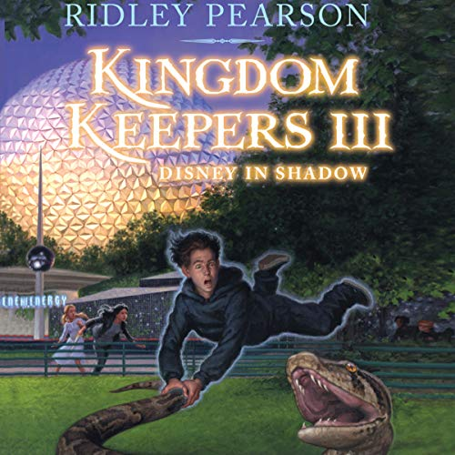 Disney in Shadow audiobook cover art