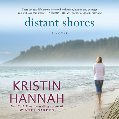 Distant Shores audiobook cover art