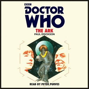 Doctor Who: The Ark audiobook cover art