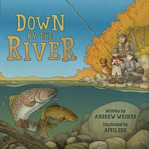 Down by the River audiobook cover art