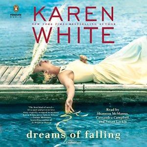 Dreams of Falling audiobook cover art