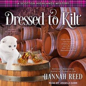 Dressed to Kilt audiobook cover art