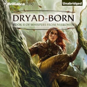 Dryad-Born audiobook cover art