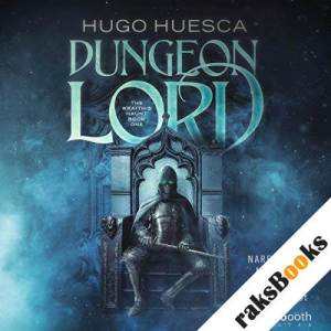 Dungeon Lord audiobook cover art