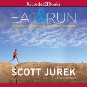 Eat and Run audiobook cover art