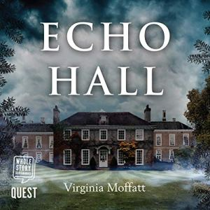 Echo Hall audiobook cover art