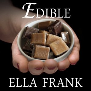 Edible audiobook cover art