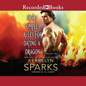 Eight Simple Rules for Dating a Dragon audiobook cover art