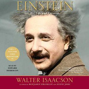 Einstein audiobook cover art
