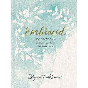 Embraced audiobook cover art