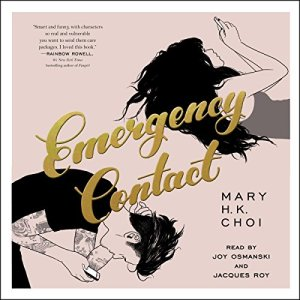 Emergency Contact audiobook cover art
