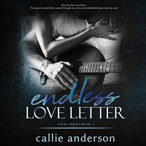 Endless Love Letter audiobook cover art