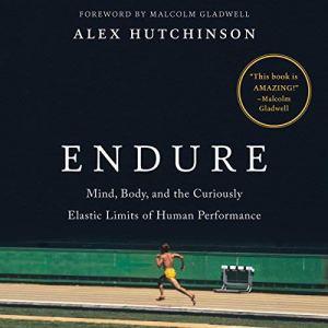 Endure audiobook cover art