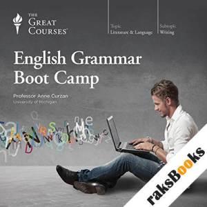 English Grammar Boot Camp audiobook cover art