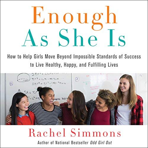 Enough as She Is audiobook cover art