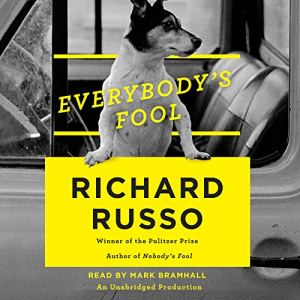 Everybody's Fool audiobook cover art