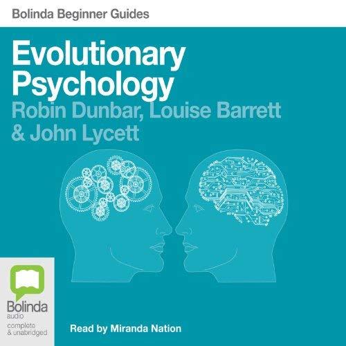 Evolutionary Psychology: Bolinda Beginner Guides audiobook cover art