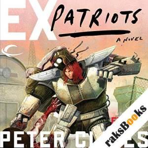 Ex-Patriots audiobook cover art