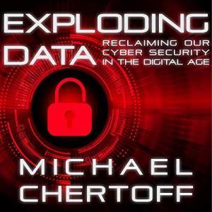 Exploding Data audiobook cover art