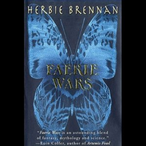 Faerie Wars audiobook cover art
