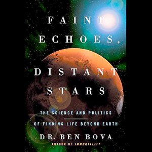 Faint Echoes, Distant Stars audiobook cover art