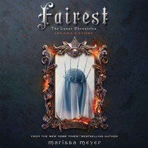 Fairest audiobook cover art